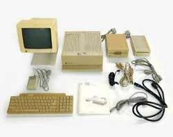 [Pre]  AppleMouse IIc A2M4035 (box with instructions) hard PC body APPLE IIGS