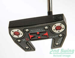 Titleist Scotty Cameron Circle T X5 Tour Dual Balance Putter Steel Right 33.5 in