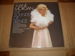 JANE MORGAN THE SOUNDS OF SILENCE LP MINT FACTORY NEW POP JAZZ FEMALE VOCAL 1970