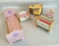 (6) Wooden Doll Furniture 12