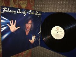 Shaun Cassidy. Under Wraps LP. Warner BSK 3222. 1978. VG+.