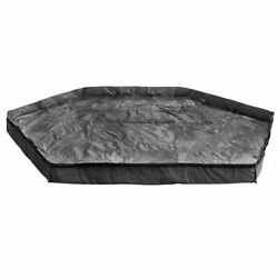CLAM 150 x 150 Inch Floor Tarp Cover for Quick Set Pavilion Shelter Floor Only $134.99