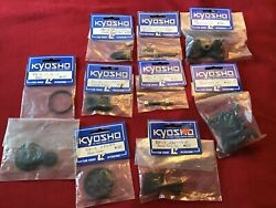 Vintage Kyosho Rc Parts Kyosho NEW in BAGS $49.50