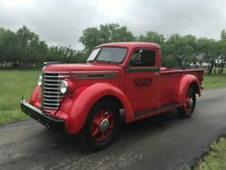 1945 Diamond T Pickup 201 One-Ton 6 cyl 4 spd 20