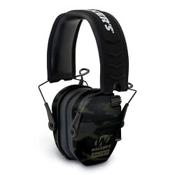 Walkers Razor Slim Electronic Ear Muffs with NRR 23 dB Gray Multicam $43.49