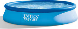 LARGE Intex Easy Set Above Ground Pool with Filter Pump Swimming Pool Blue NEW