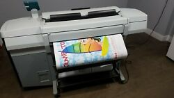 Canon Oce ColorWave 300 LargeFormat Color Plotter Scanner Copy Blueprint Printer $1,800.00