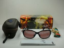 MAUI JIM KOKI BEACH ASIAN FIT POLARIZED R433N 28T SUNGLASSES TORTOISE MAUI ROSE