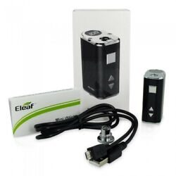 Original Eleaf Mini Istick 10w Black. Small and Powerful with UPGRADED BATTERY