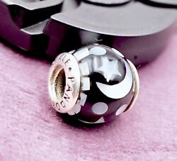 New Authentic Pandora Silver Celestial Mosaic Charm Mother-of-Pearl 796400