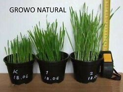 GROWO Natural Liquid Vermicompost Fertilizer Extract Makes 50000 Liters $1665.00