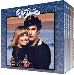 Songs of Joy: The Complete C&T Collection [Box] by Captain & Tennille (CD...