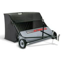 Ohio Steel 50 Inch 26 Cu. Ft. Tow Pull Behind Leaf Yard Lawn Sweeper Collector $429.99