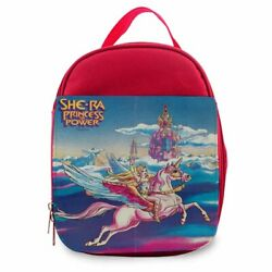"""She-Ra and the Princesses Custom Printed Lunchbox Size 7""""L X 9""""H X 3""""W For Kids"""
