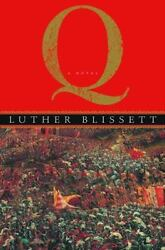 Q by Luther Blissett (2004 Hardcover)  768 pages  brilliantly conceived literar