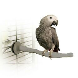 K&H PET PRODUCTS 9011 Gray BIRD THERMO-PERCH GRAY 13
