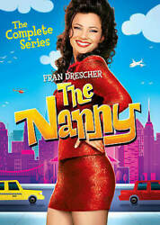 New!  The Nanny: The Complete Series season 1-6 (DVD 2015 19-Disc Set)