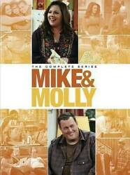 Mike and Molly: The Complete Series - Seasons 1-6 (DVD 2016)