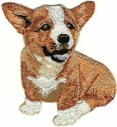 4quot; Pembroke Welsh Corgi Dog Breed Embroidery Patch $3.93