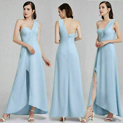 Ever-Pretty US One-shoulder Cocktail Party Dress Split Long Evening Gowns 07179 $12.99