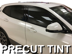 PRECUT TINT ALL SIDES & REAR WINDOW TINT KIT FOR FORD