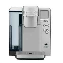 Cuisinart SS-700 Single Serve Brewing System Silver - Powered by Keurig