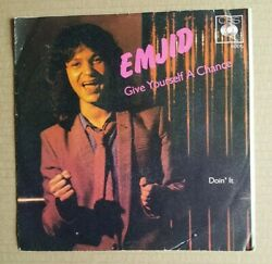 EMJID - GIVE YOURSELF A CHANCE - 7