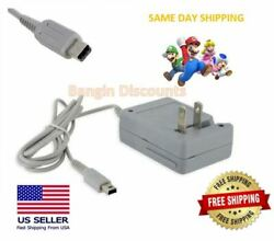 New AC Adapter Home Wall Charger Cable for Nintendo DSi 2DS 3DS DSi XL System $4.99