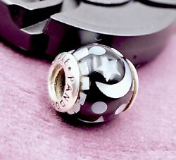 New Authentic Pandora Silver Celestial Mosaic Charm Mother-of-Pearl 796400 #w8