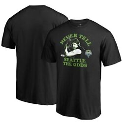 Seattle Sounders FC Fanatics Branded Star Wars Never Tell the Odds T-Shirt -