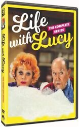LIFE WITH LUCY THE TV COMPLETE SERIES New Sealed DVD All 13 Episodes $39.99