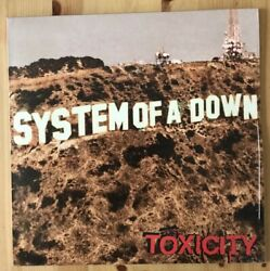 System Of A Down – Toxicity American 19075865591 VINYL LP