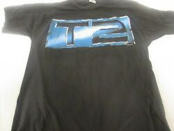 VTG 1991 Terminator 2 Judgement Day T Shirt Size Men's XL Arnold Schwarzenegger