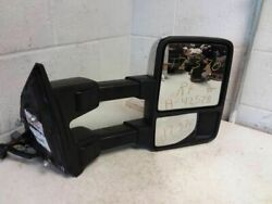 Passenger Side View Mirror Power Lamps Fits 11-12 FORD F250SD PICKUP 731341