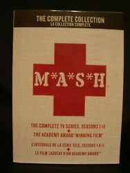 M*A*S*H: The Complete collection season 1-11(DVD box set  34 discs)MASH