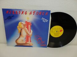 ROLLING STONES She Was Hot NM 1984 Germany MAXI 12quot; Rolling Stones Records $24.99