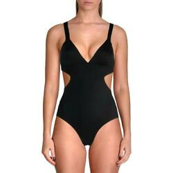 Vitamin A Womens Ava Strappy Beach Summer One-Piece Swimsuit BHFO 4855