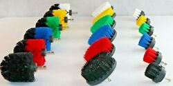 Build Your Own Custom Drill Brush Set ANY AMOUNT SIZE COLOR Fast Free Shipping $7.99