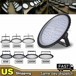 LED High Bay Light 100W 150W 200W Fixture Factory Warehouse Commercial Lighting