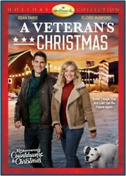 A VETERAN#x27;S CHRISTMAS New Sealed DVD Hallmark Channel Holiday Collection $12.96