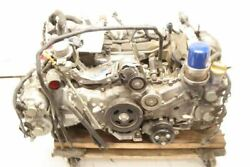 15-16 Subaru WRX Engine 2.0L VIN 1 6th Digit Manual Transmission FA20FAZH9A OEM