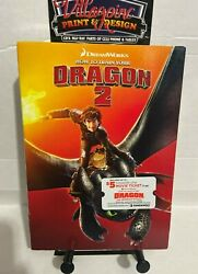 HOW TO TRAIN YOUR DRAGON 2 NEW DVD FREE SHIPPING $15.99