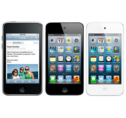 Apple iPod Touch 2nd 3rd 4th Generation 8GB 16GB 32GB 64GB Black White FREE SHIP $69.95