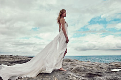 Mia Wedding GownHaute Boheme CollectionMoira Hughes