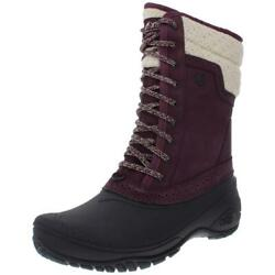 The North Face Womens Shellista II Suede Snow Winter Boots Shoes BHFO 9118