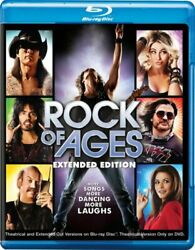 ROCK OF AGES New Sealed Blu-ray