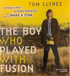 The Boy Who Played with Fusion Extreme Science Extreme Parenting How Make a Star $5.84