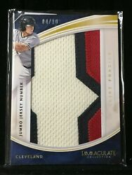 F22126 2016 Immaculate Collection Jumbo Jersey Number Clint Frazier10