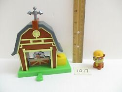 Paw Patrol Replacement Barn Piece from Rocky's Rescue with Rubble Mini Figure