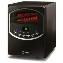 Soleil 6399026 1500W Electric infrared Radiant Heater Assorted $123.47